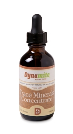 Trace Minerals Concentrate